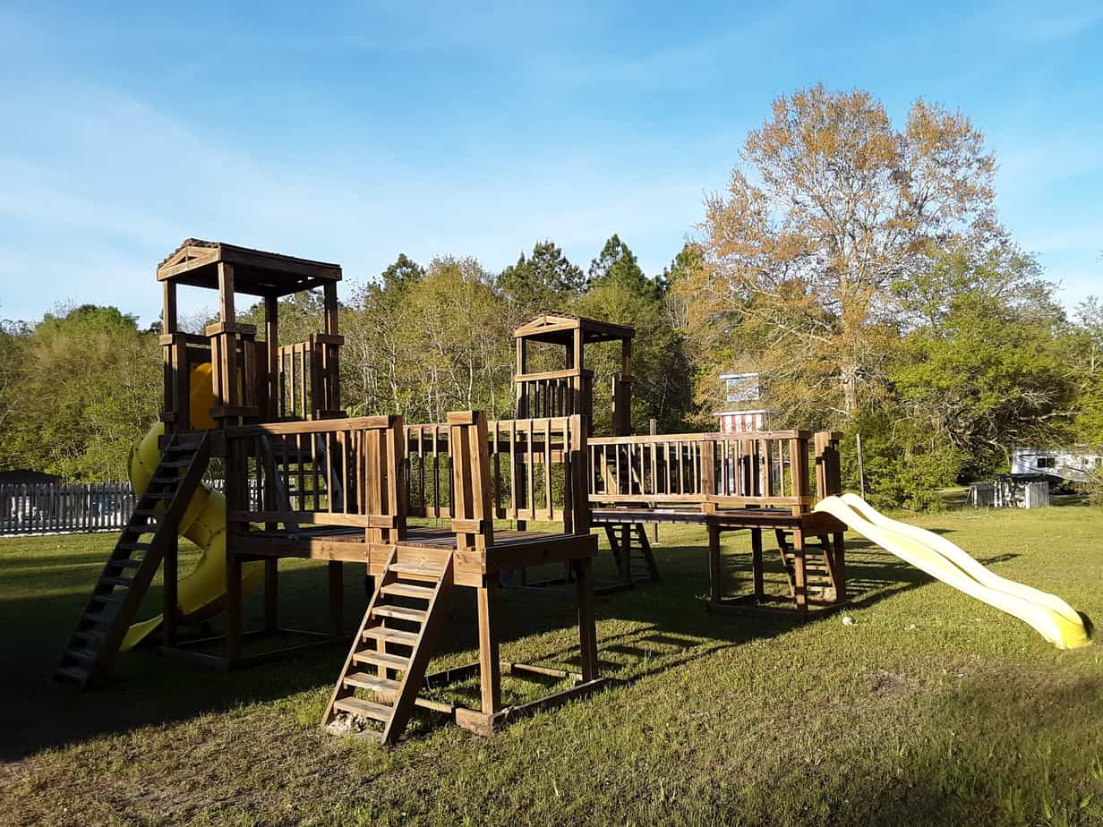 Children's play-set